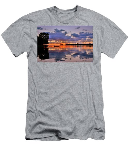 Spring Reflections Men's T-Shirt (Athletic Fit)