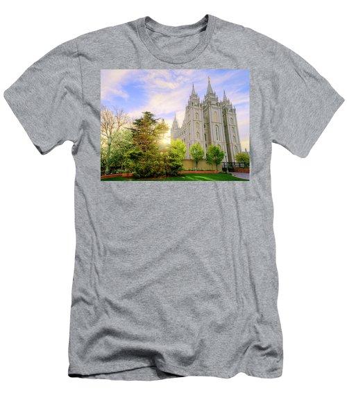 Spring Rest Men's T-Shirt (Athletic Fit)