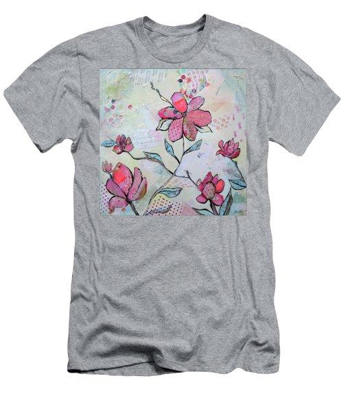 Spring Reverie II Men's T-Shirt (Athletic Fit)