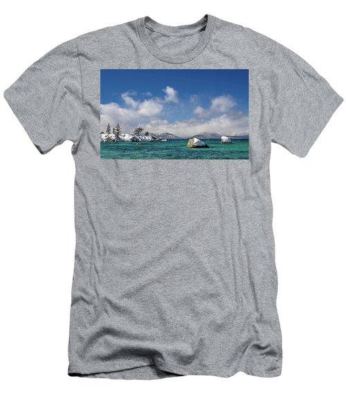 Spring Snow Men's T-Shirt (Athletic Fit)