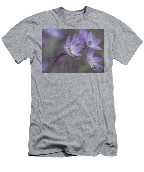 Spring Starflower Men's T-Shirt (Athletic Fit)