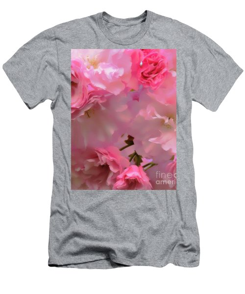 Spring With A Cherry On Top Men's T-Shirt (Athletic Fit)