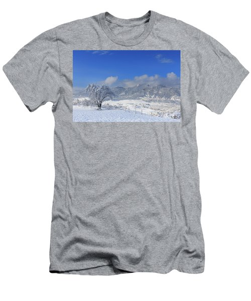 Spring's Gift Men's T-Shirt (Athletic Fit)