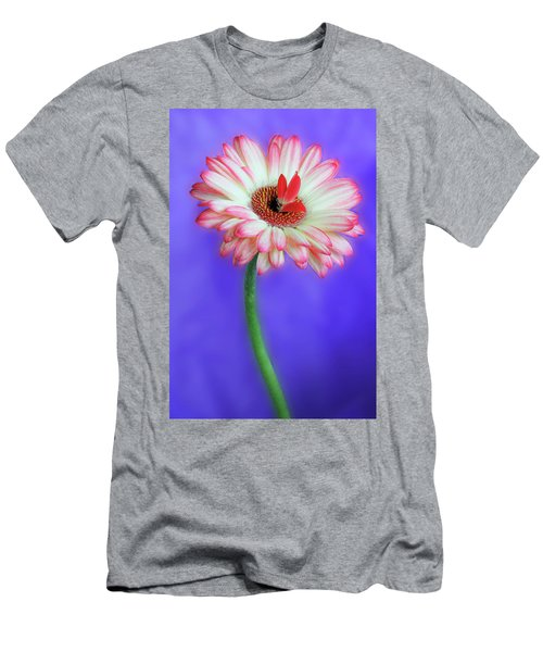 Sprouting Dahlia Men's T-Shirt (Athletic Fit)