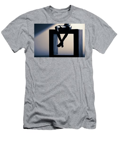 Square Foot Men's T-Shirt (Slim Fit) by David Sutton