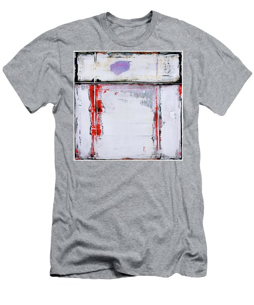 Art Print Square6 Men's T-Shirt (Athletic Fit)