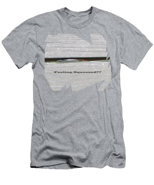 Squeezed Men's T-Shirt (Athletic Fit)