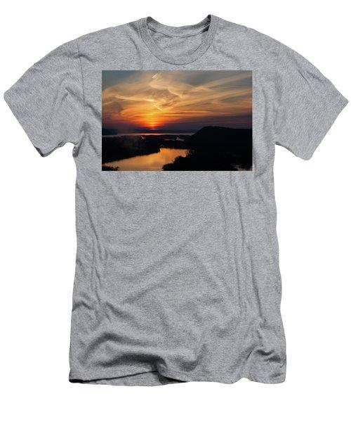 Srw-11 Men's T-Shirt (Athletic Fit)