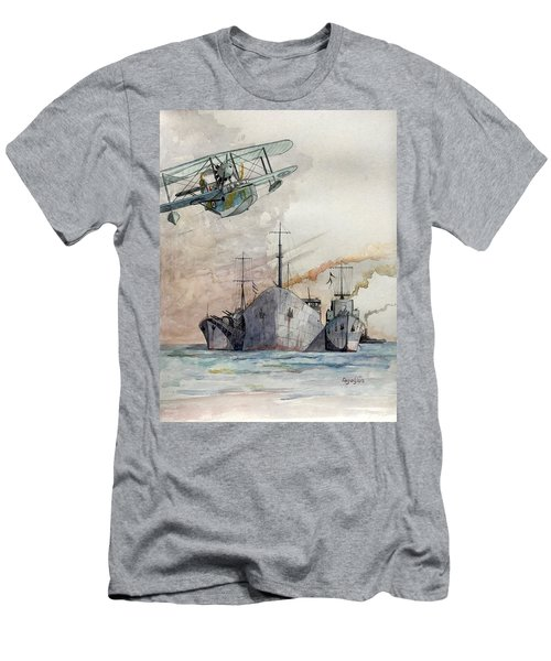 Ss Ohio IIi Men's T-Shirt (Athletic Fit)