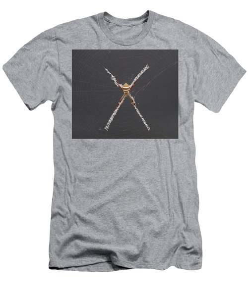 St. Andrews Cross Men's T-Shirt (Athletic Fit)