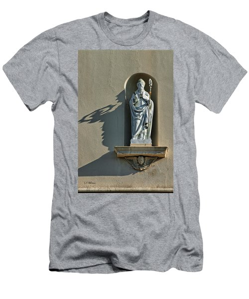 St. Augustine Of Hippo Men's T-Shirt (Athletic Fit)