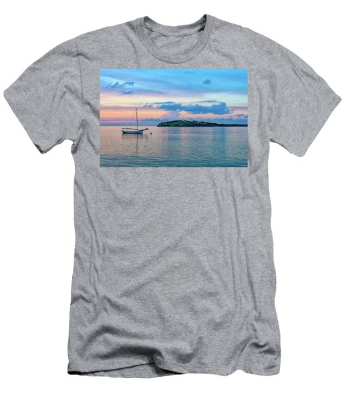 St Croix Colors Men's T-Shirt (Athletic Fit)