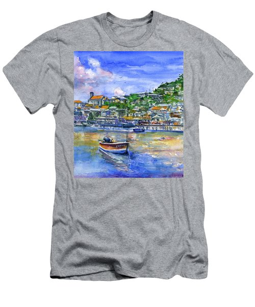 St. George Grenada Men's T-Shirt (Athletic Fit)