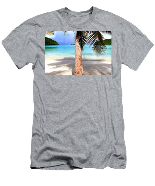 St John Usvi Men's T-Shirt (Slim Fit) by Fiona Kennard