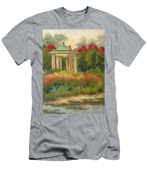 St. Louis Muny Bandstand Men's T-Shirt (Athletic Fit)