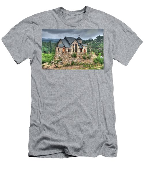 St. Malo Retreat 2 Men's T-Shirt (Athletic Fit)