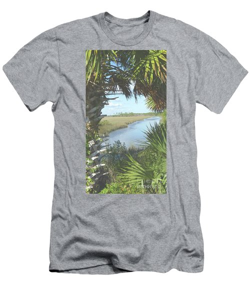 St. Mark's Marshes Men's T-Shirt (Athletic Fit)
