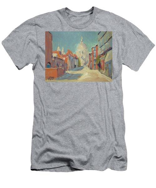St Pauls London Men's T-Shirt (Athletic Fit)