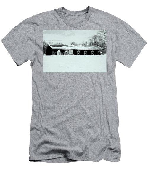 Stables Men's T-Shirt (Athletic Fit)