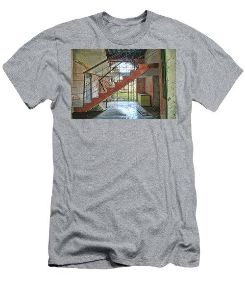 Stairway To Havana Men's T-Shirt (Athletic Fit)