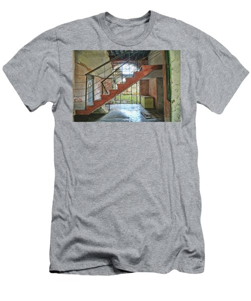 Stairway To Havana Men's T-Shirt (Athletic Fit)