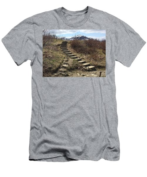 Stairway To Heaven II Men's T-Shirt (Athletic Fit)