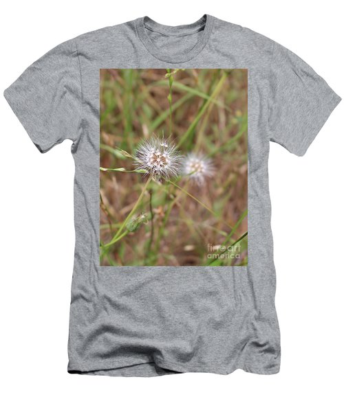 Men's T-Shirt (Athletic Fit) featuring the photograph Stand Back by Marie Neder