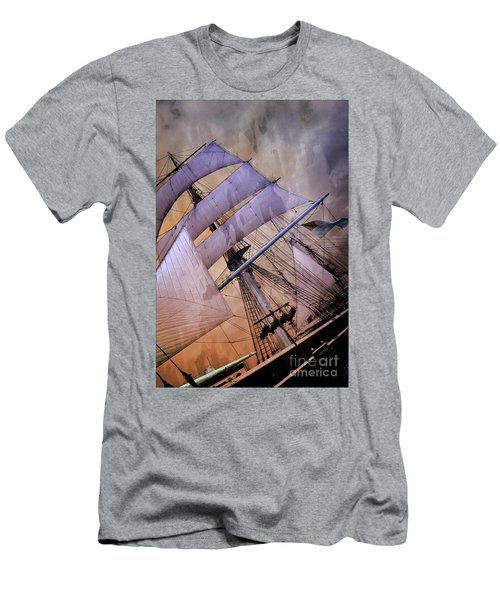 Star Of India San Diego 2 Men's T-Shirt (Athletic Fit)