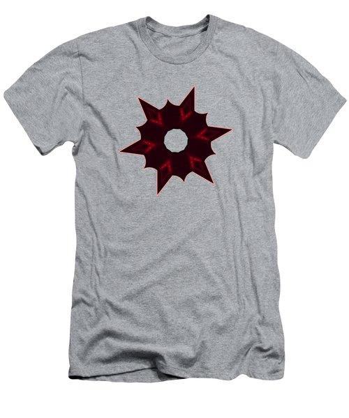 Star Record No. 6 Men's T-Shirt (Slim Fit) by Stephanie Brock