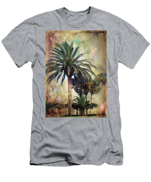 Starry Evening In St. Augustine Men's T-Shirt (Slim Fit)