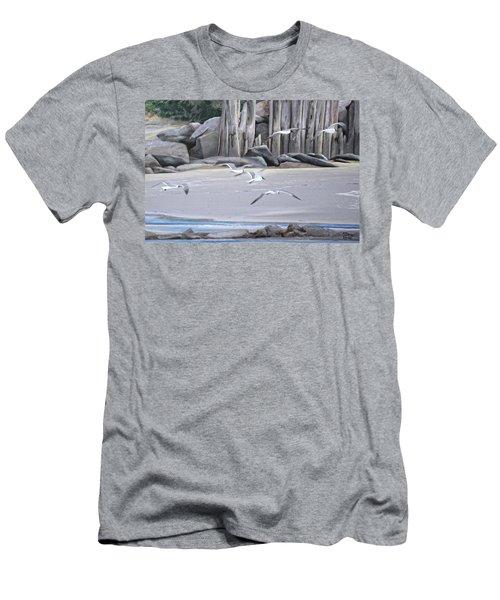 Statio 12 Men's T-Shirt (Athletic Fit)