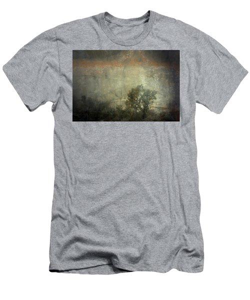 Station  Men's T-Shirt (Athletic Fit)