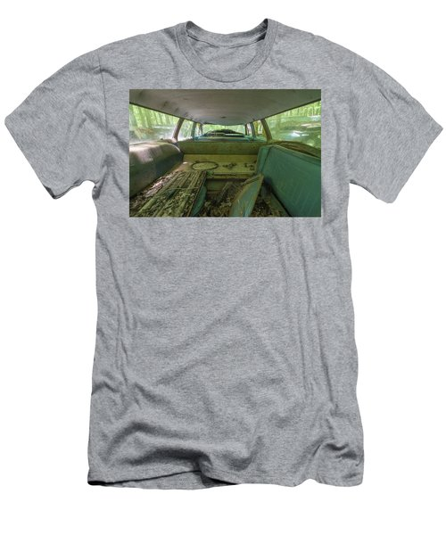 Station Wagon In Color Men's T-Shirt (Athletic Fit)