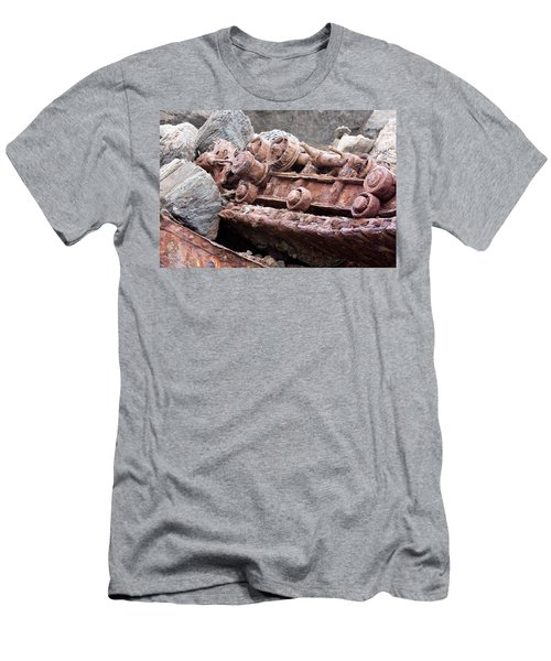 Steam Shovel Number Four Men's T-Shirt (Athletic Fit)