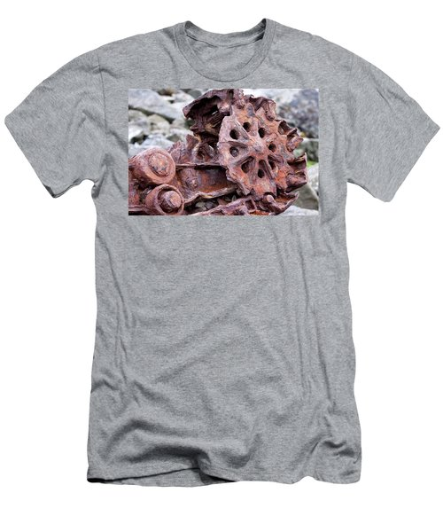 Steam Shovel Number Two Men's T-Shirt (Athletic Fit)