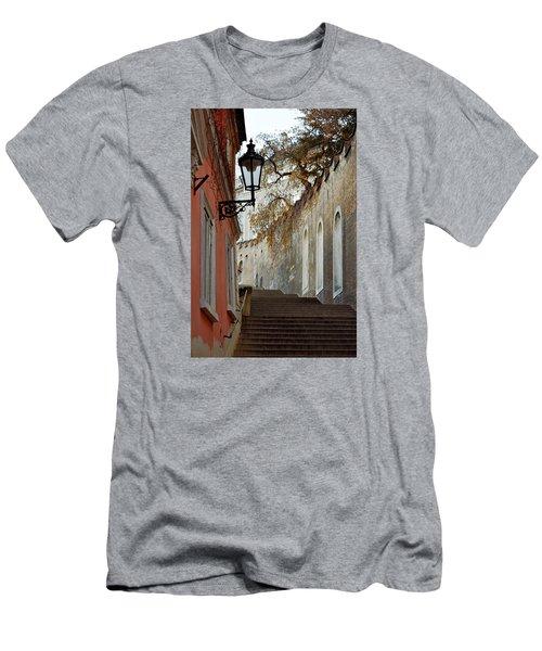 Steps To Saint Vitus Men's T-Shirt (Athletic Fit)
