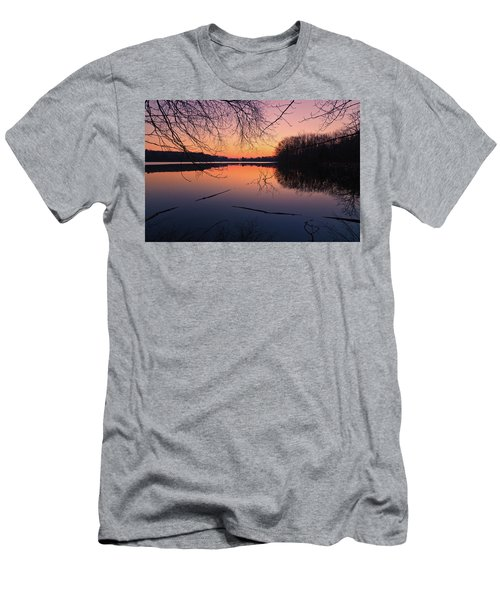 Stillness Men's T-Shirt (Athletic Fit)
