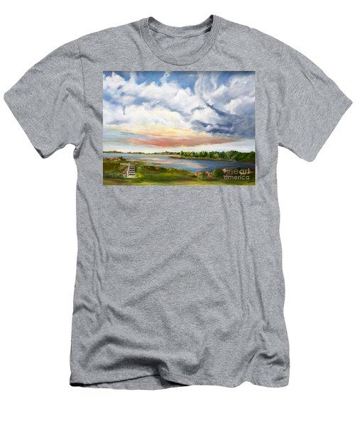 Stoker's  Swift Creek Men's T-Shirt (Athletic Fit)