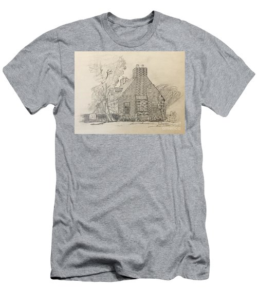 Stone Cottage Men's T-Shirt (Athletic Fit)