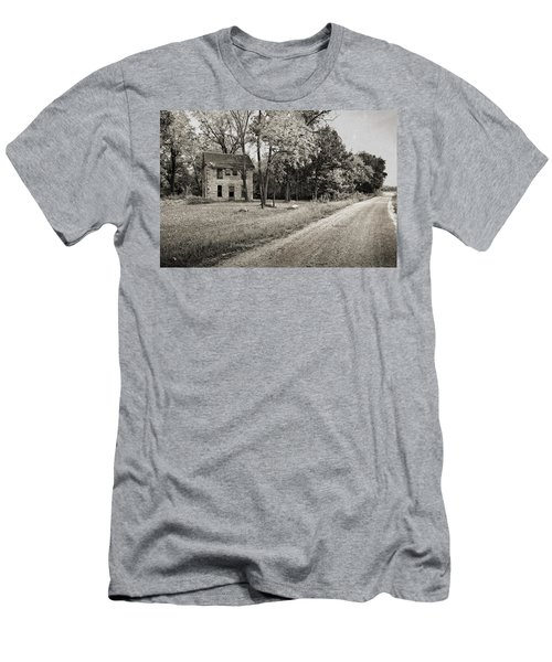 Stone House Road Men's T-Shirt (Athletic Fit)