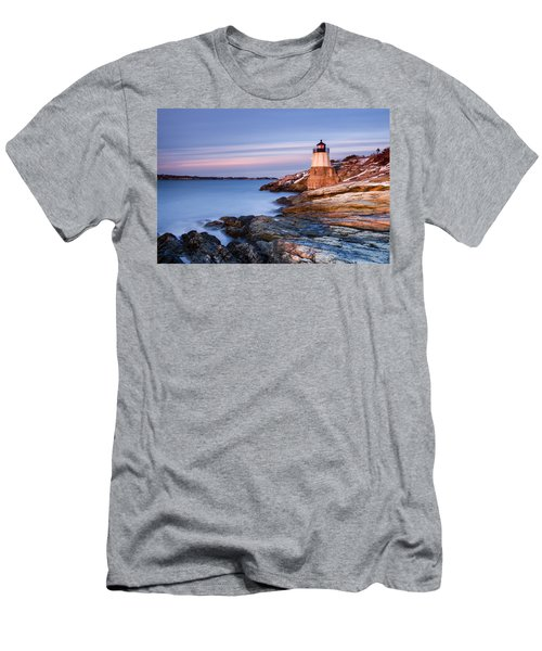 Stone On Rock Men's T-Shirt (Athletic Fit)