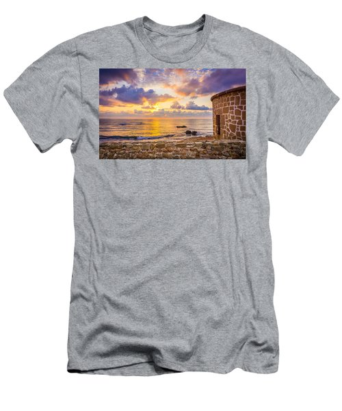 Stone Torre 2. Men's T-Shirt (Athletic Fit)