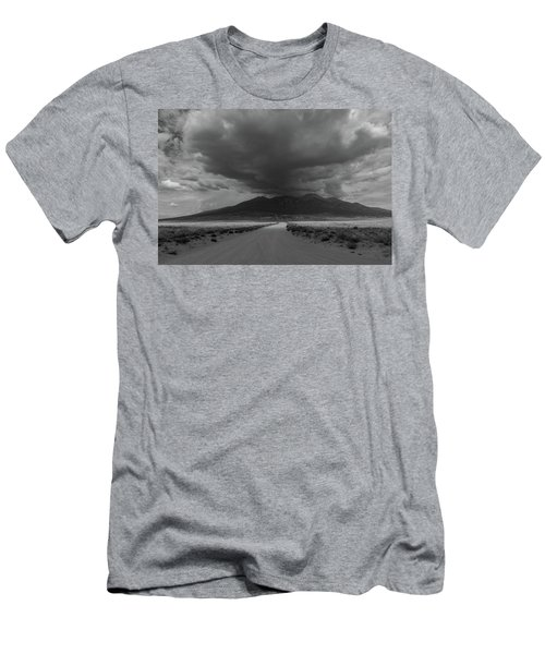 Storm Over Blanca Peak Men's T-Shirt (Athletic Fit)
