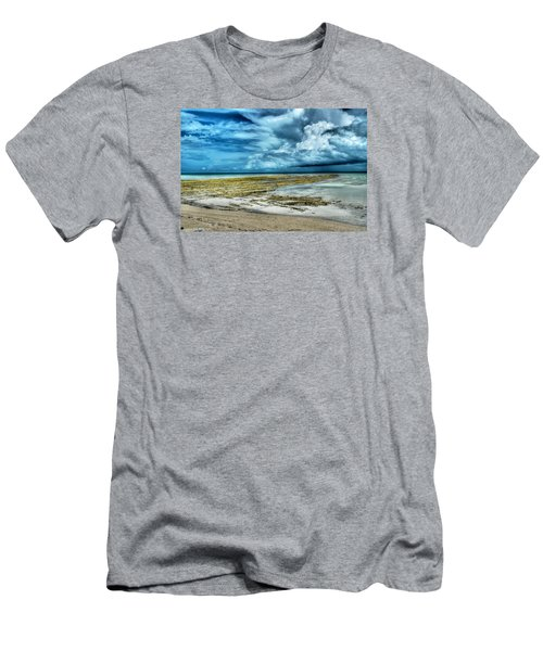 Storm Over Yamacraw Men's T-Shirt (Athletic Fit)