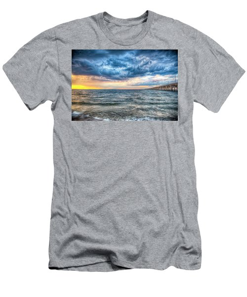 Storm Rising Men's T-Shirt (Athletic Fit)