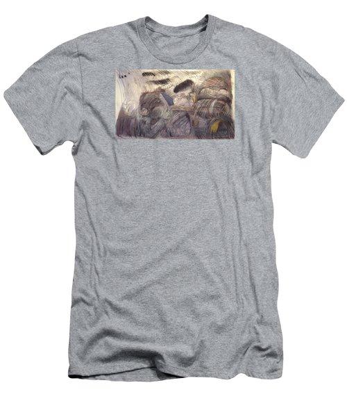 Storms Men's T-Shirt (Athletic Fit)