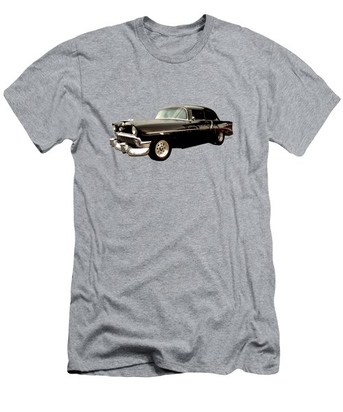 Stormy Chevy At Roys On Route 66 Men's T-Shirt (Athletic Fit)