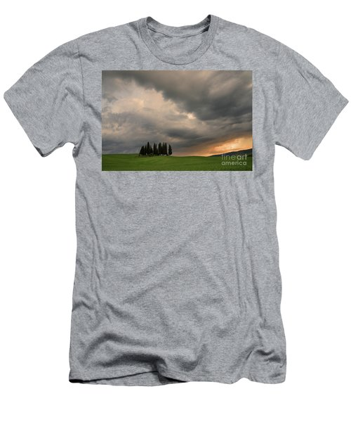 Stormy Day Men's T-Shirt (Slim Fit) by Yuri Santin
