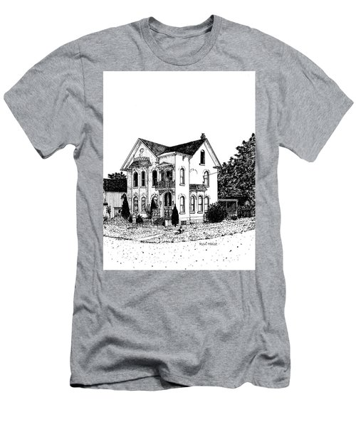 Stouffville House Men's T-Shirt (Athletic Fit)