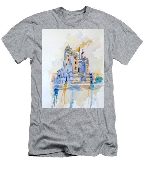 St.peter In Chains II Men's T-Shirt (Athletic Fit)